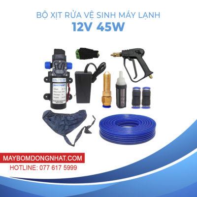 Bộ Xịt Rửa Vệ Sinh Máy Lạnh 12V 45W