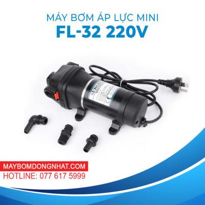 Máy bơm nước mini áp lực Surgeflo FL-32 220V 132W 12.5L