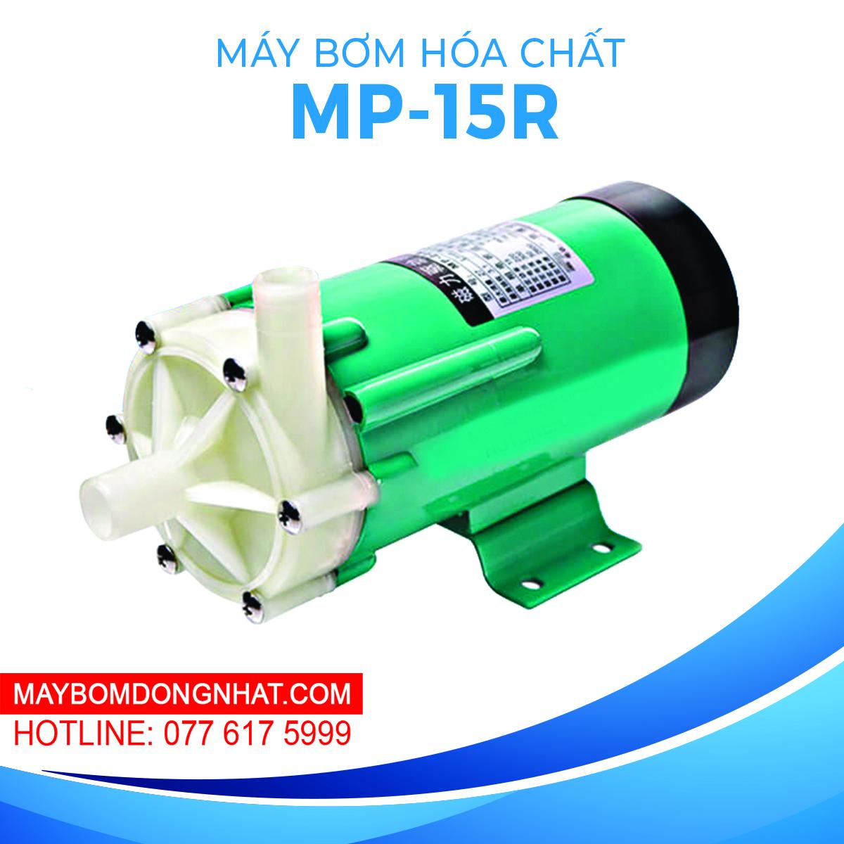 Máy bơm hóa chất Smartpumps MP-15R 220V 10W