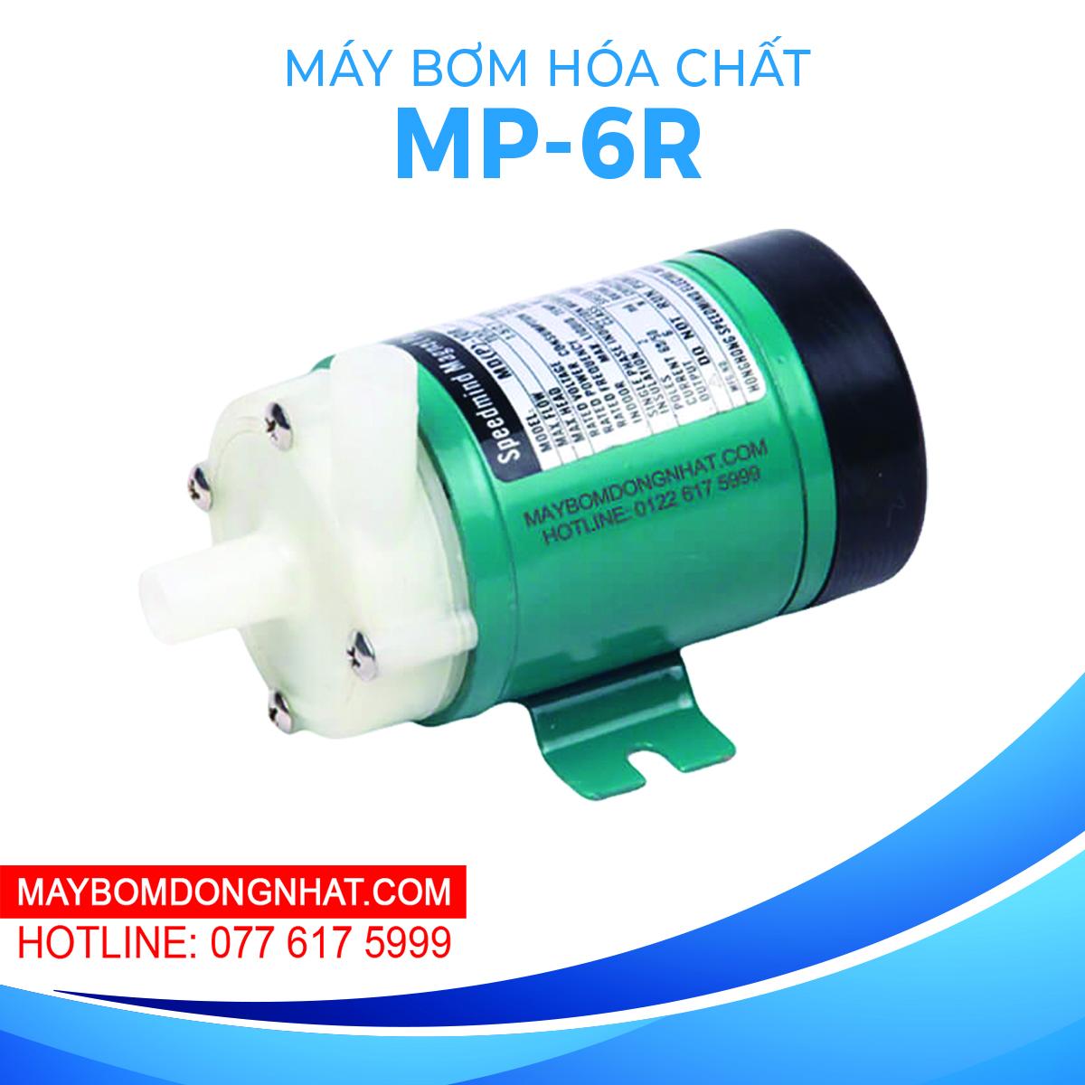 Máy bơm hóa chất Smartpumps MP-6R 220V 6W