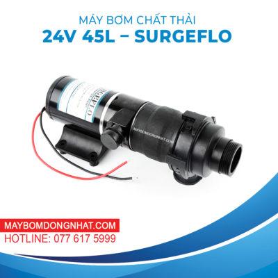 Máy bơm chất thải Surgeflo MP-3500 24V 45L