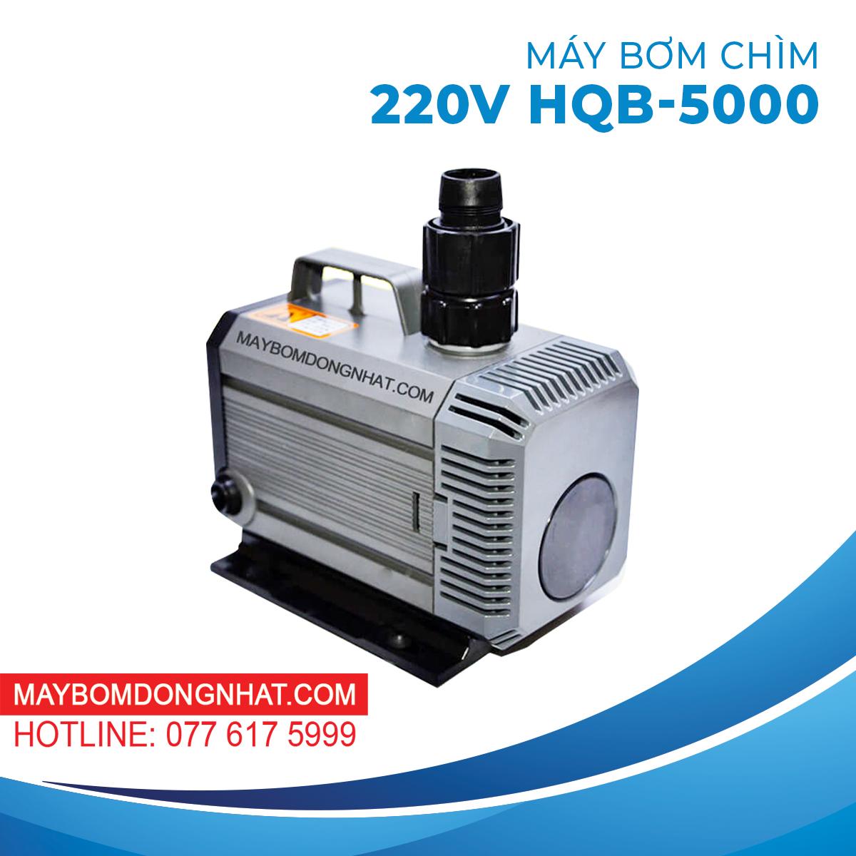 Máy bơm chìm SUNSUN HQB-5000 220V 150W 5500L