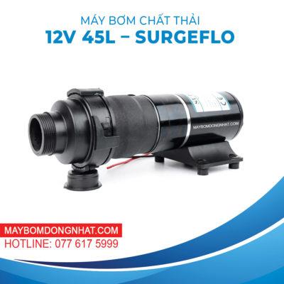 Máy bơm chất thải Surgeflo MP-3500 12V 45L