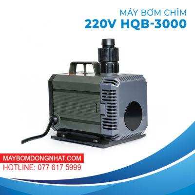 Máy bơm chìm SUNSUN HQB-3000 220V 60W 2500L