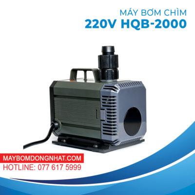 Máy bơm chìm SUNSUN HQB-2000 220V 24W 1400L