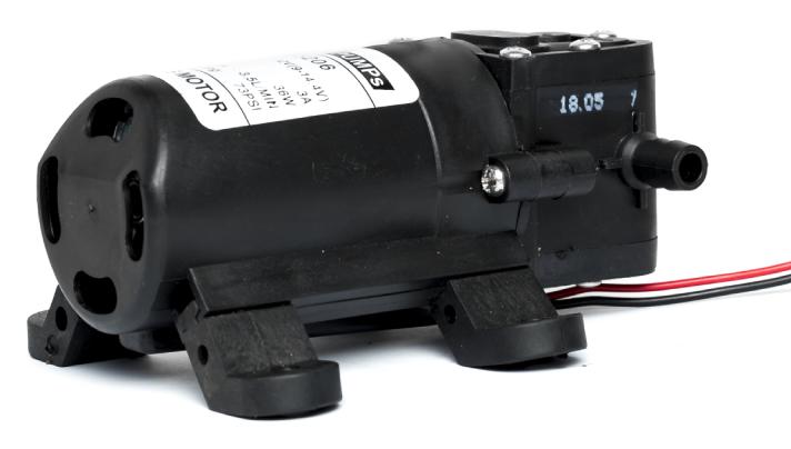 Máy bơm nước mini áp lực BOJIN PUMPS FL-5206