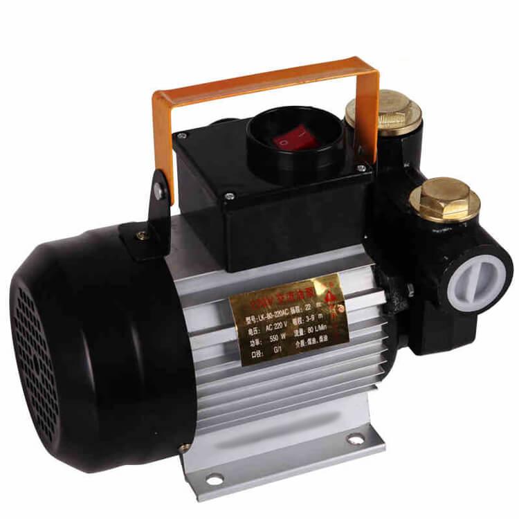 Máy bơm dầu Diesel 220V 550W 80L