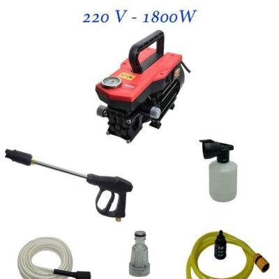 Máy xịt rửa áp lực cao ACZ RS1 220V 1800W