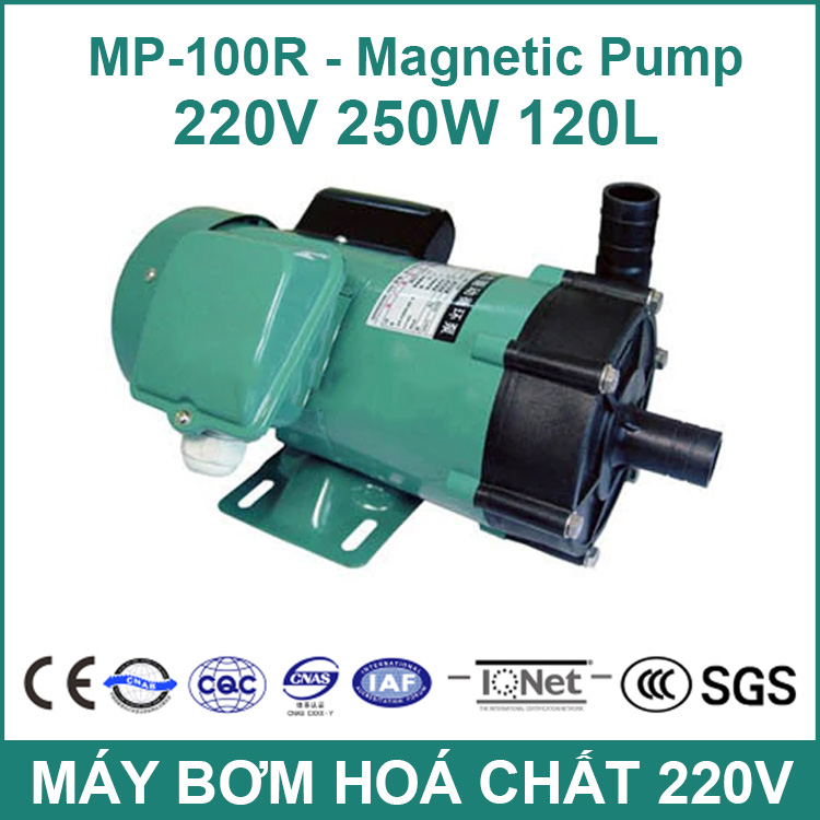 may bom hoa chat smartpumps MP-100R 220v 250w