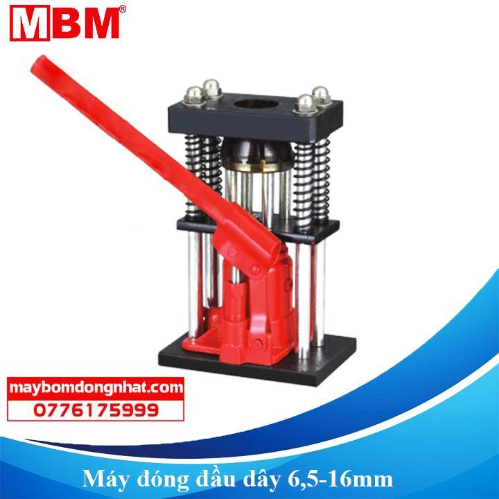 Máy Bấm Đầu Ống Áp Lực Cao 6.5-16mm