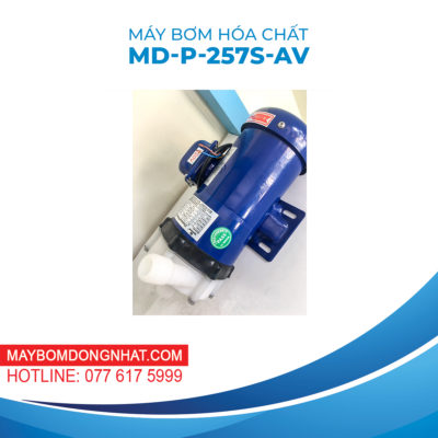 Máy Bơm Hóa Chất MD-P-257S-AV 220V 180W 86L/P