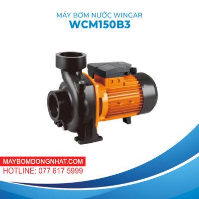 MÁY BƠM NƯỚC WINGAR – WCM150B3 220V 2HP 800L/P