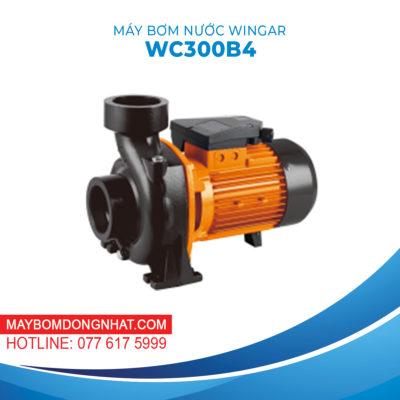 MÁY BƠM NƯỚC WINGAR – WC300B4 220V 4HP 1200L/P