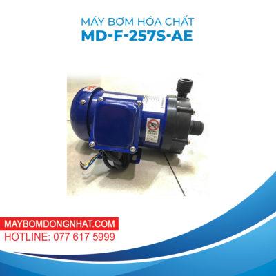 Máy Bơm Hóa Chất MD-F-257S-AE 220V 180W 86L/P
