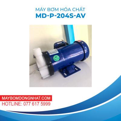 Máy Bơm Hóa Chất MD-P-204S-AV 220V 65W 45L/P