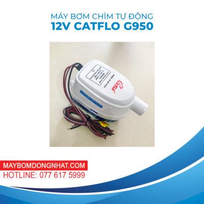 Máy Bơm Chìm Tự Động 12V 40W Catflo G950