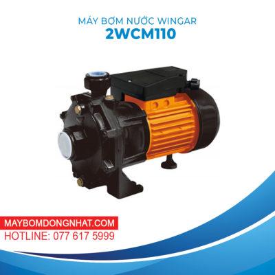 MÁY BƠM NƯỚC WINGAR – 2WCM110B  220V 1.5HP 120L/P