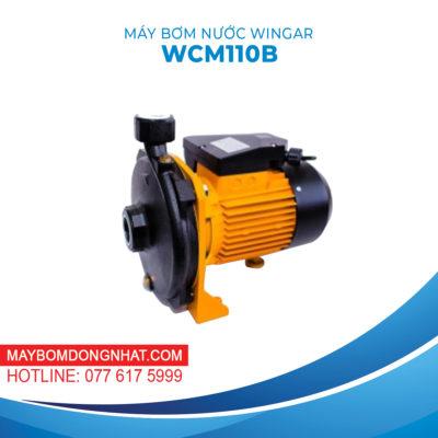 MÁY BƠM NƯỚC WINGAR – WCM110B 220V 1.5HP 120L/P