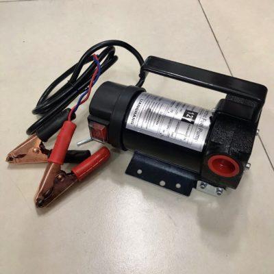 Bơm xăng dầu nhớt H-806 -12V-200W-45L/P