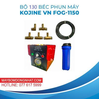 TRỌN BỘ PHUN SƯƠNG 130 BÉC KJ- FOG1150