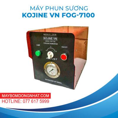 MÁY PHUN SƯƠNG 100 BÉC KOJINE VN FOG-7100