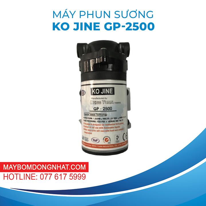 Máy Phun Sương 5-17 Béc GP-2500