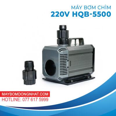 MÁY BƠM CHÌM SUNSUN HQB 5500 220V 200W 6800L/H