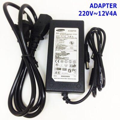 Nguồn Adapter 12V 4A